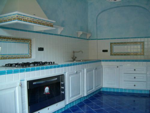 Stunning Piastrelle Vietri Cucina Contemporary - Home Interior Ideas ...